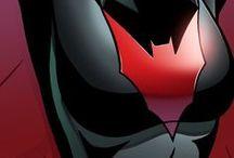 Batwoman illustrations