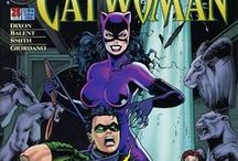 Catwoman illustrations