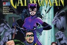 Catwoman illustrations