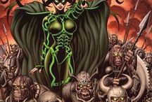 Hela illustrations
