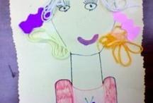 Art Camp Creative Girls / by Bonnie Porter