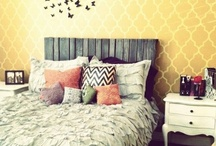 Project a la Bedroom / by Jane Martens