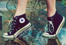 Cool Kicks! / by Christine Ulbrich