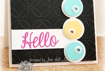 Cards / Homemade cards to make / by Melissa Reddekopp