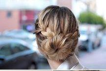 Hairstyles:. / by Jannel Castillo