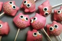 {owl food} / I'm gonna learn how to make all these one day....! ;)  / by Deja Hintz