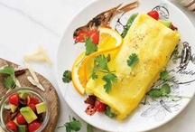 Food: Breakfast / by Christine Ulbrich