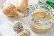 Food: Dressing, Sauce, Dip / Condiments, dressing, sauces, dessert toppings, home-made 