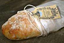 Food: Bread / by Christine Ulbrich
