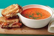Food: Souper Soup / by Christine Ulbrich