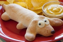 Food: Kid Munchies / by Christine Ulbrich