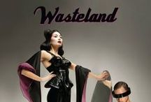 Wasteland Flyers 1994-2014 / In the year 1994 Wasteland brought Fetishism out of the darkness of the underground and mixed it with house music and spectacular, often innovating, entertainment. Wasteland is Europe's most notorious adult playground where the fetish lifestyle is celebrated and applauded. Hereby the overview of the most notorious Wasteland Flyers 1994-2013
