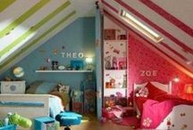home: kids' room / by Marci Lee
