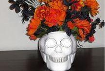 Halloween flowers / Halloween flower arrangements from flower experts