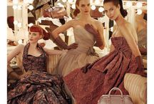 Ad fashion campaigns