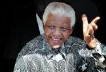 Murió Nelson Mandela / La vida del líder, en imágenes.