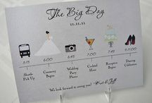 the Big Day / design fun for weddings / by Lisa Fatone Art & Design
