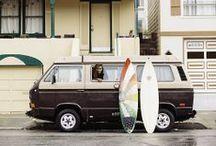 Surfing lifestyle / #surfing