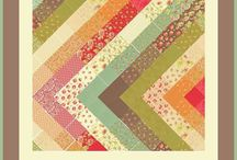 Quilting / From patterns to how to's to colours!  / by Melissa Reddekopp