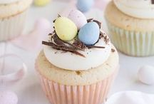 spring/easter / by Alicia {The Baker Upstairs}