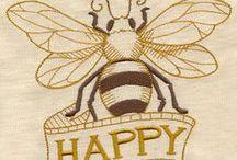 bee happy! / by Bobbi Richins