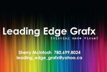 Leading Edge Grafx / For Sale   • Logos • Brochures   • Business Cards • Advertisements • Posters  • Flyers • Newsletters • Invitations   **NEW** custom vinyl