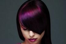 Violet Hair Color