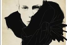 Fashion Illustrations / by Arthur-Roy Varkevisser