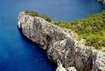 George's loves Mallorca