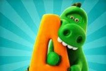 ABC 123 apps  / Great apps we love to help children learn their ABCs and 123s