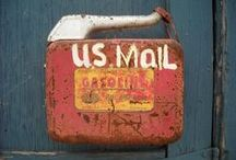 Boites aux lettres US