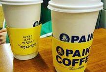 Korean Coffee Shops