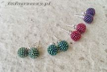 My beads / My works