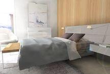 Dormitorios / Diseños de dormitorios principales, juveniles, habitaciones de invitados en nuestros proyectos