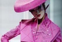 Fashion as art / crazy vs beautiful