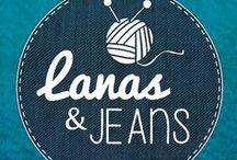 ESPECIAL LANAS&JEANS / ESPECIAL MAYO Lanas & Jeans: Los reyes del otoño! en #CozCoz