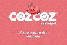 FELIZ DIA MAMÁ / Porque te mereces un día sólo para tí Feliz día Mamá #CozCoz