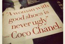Dream Shoes! / Os sapatos são a perdição de qualquer mulher... Quem não sonhou já com uns inalcançáveis pares de sapatos?
