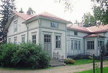 Ihania taloja