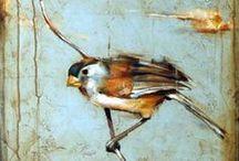 Bird Art / by Riny