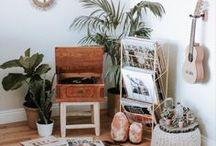 Decor ☽ / Home decorations