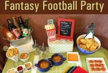 Fantasy Football Party Night
