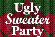 Ugly Sweater Party Night