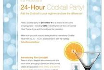 Cocktail Hour Party Time