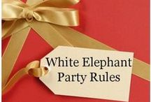 White Elephant Party Time