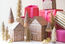holidaze / christmas crafts, diys and food