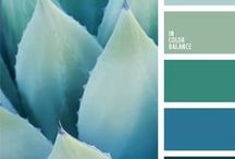 Colour Palettes to inspire