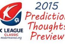 K League Classic & Challenge 2015 / K League Classic & Challenge 2015