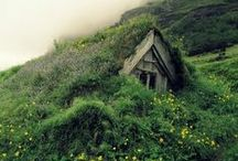 Alternative houses and gardenS