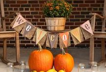 Fall Activities + Decor / Fall is in the air... and in your home! 'Tis the season to be cozy! Snuggle up and enjoy yourself this Autumn with our compilation of holiday-centered activities, DIY projects, and travel plans.